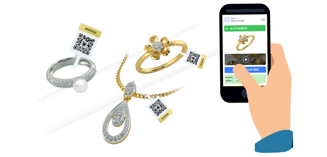 Anti-Counterfeit Solution for Jewelry